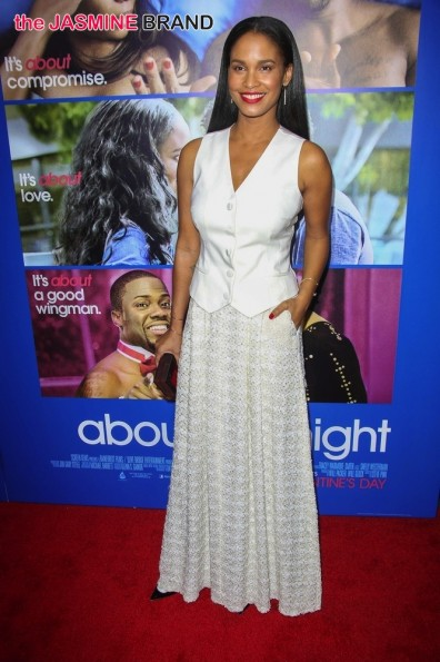 """22nd Annual Pan African Film and Arts Festival - """"About Last Night"""" Premiere - Arrivals"""