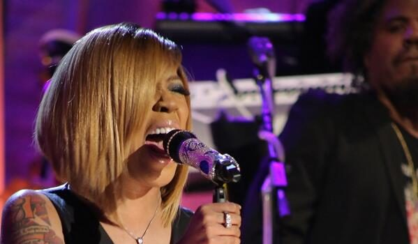 [WATCH] K. Michelle Brings 'Can't Raise A Man' Performance to Arsenio Hall