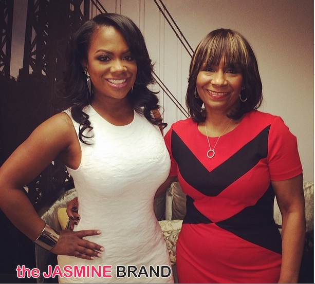 [EXCLUSIVE] Kandi Burruss Drops $350K On Mama Joyce