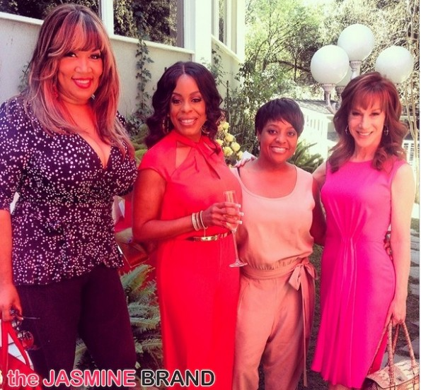 kathy griffith-niecy nash-gospel brunch-birthday party 2014-the jasmine brand
