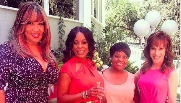 Turn Up For Jesus: Neicy Nash Celebrates Gospel Birthday Bash With Kathy Griffin, LL Cool J, Sherrie Shepherd & More Famous Folk