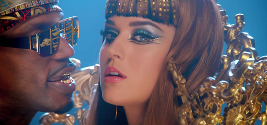 "[WATCH] Katy Perry's New Video for ""Dark Horse"" ft Juicy J."