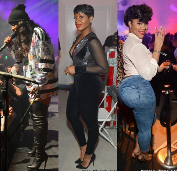 Spotted. Stalked. Scene. Kelly Rowland, Fantasia, Erica Mena, Bow Wow & More