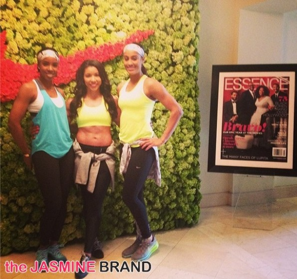 kelly rowland-jeanette jenkins-essence red carpet-move more-world fit for kids 2014-the jasmine brand
