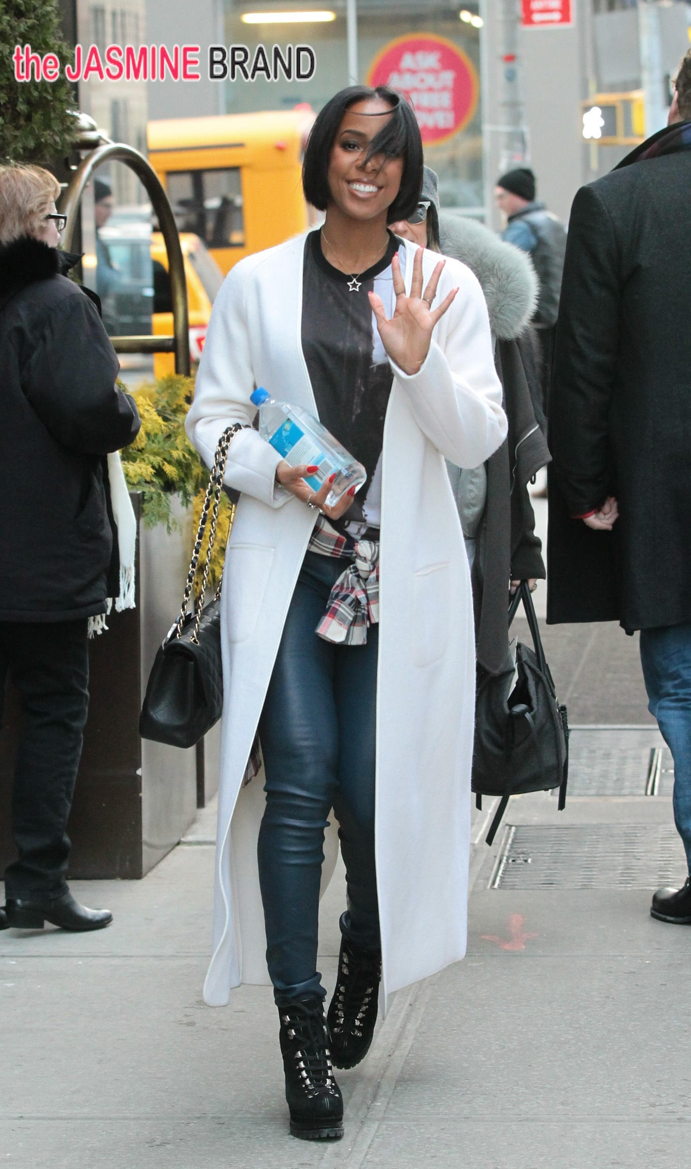Kelly Rowland in New York