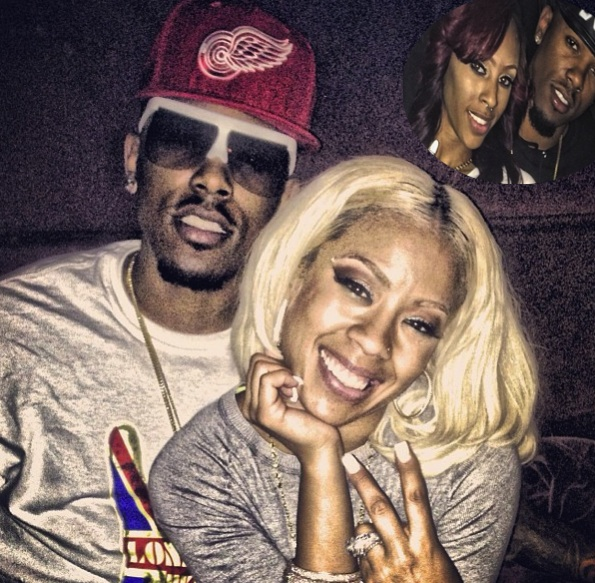 keyshia cole-and husband-splitsville-the jasmine brand