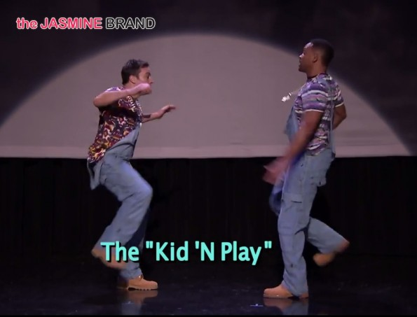 kid n play-evolution of dance-jimmy fallon-will smith 2014-the jasmine brand