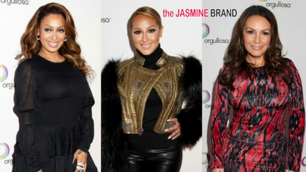 "Adrienne Bailon, Lala Anthony, Angie Martinez Attend Nueva Latina ""The Nueva Monologues"" Campaign Launch"