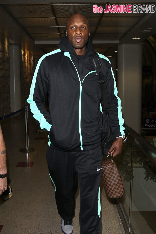 Lamar Odom: I Was Doing Cocaine Every Day, I Couldn't Control It.