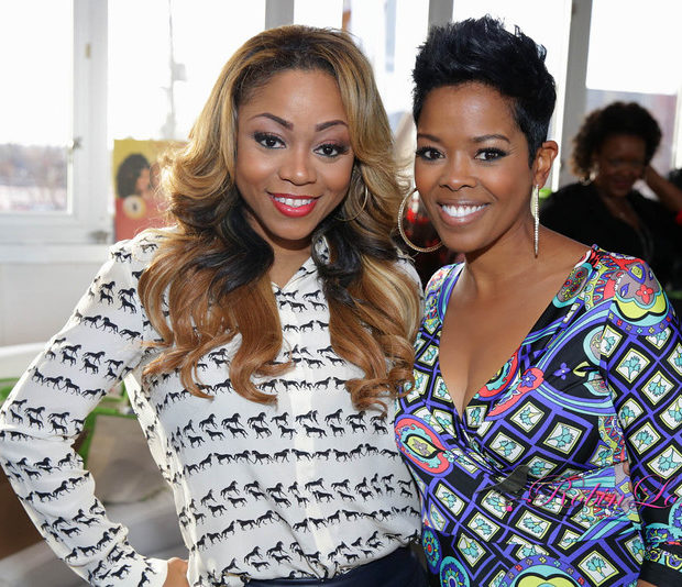 Haute Hair: Malinda Williams, Mimi Faust, Quad Webb-Lunceford & More Attend UPSCALE Party