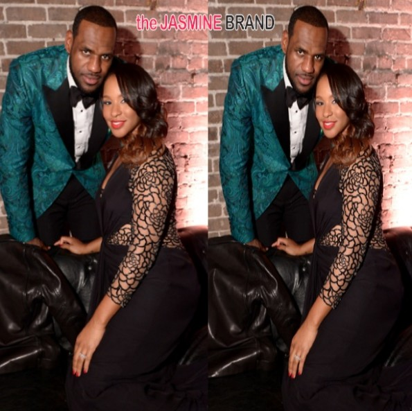 lebron james wife-savannah-rumor pregnancy-the jasmine brand
