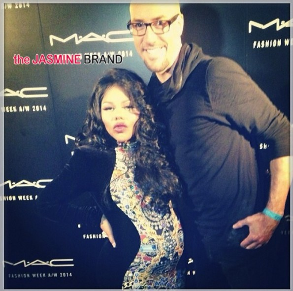 lil kim-debuts pregnancy-new york pregnancy 2014-the jasmine brand