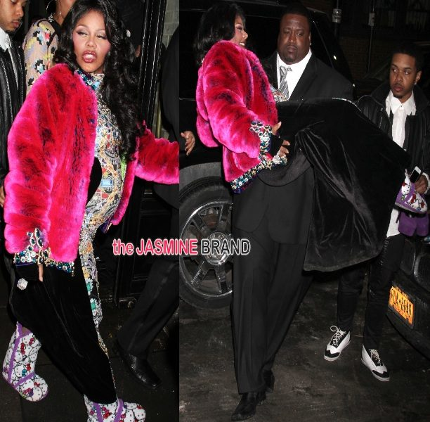 [UPDATE] Lil Kim Keeps Identity of Child's Father Private, Says Pregnancy Has Motivated Her