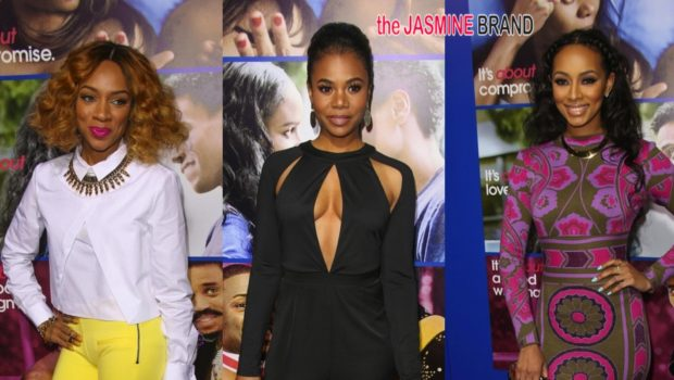 'About Last Night' Premiere: Kevin Hart, Regina Hall, Keri Hilson, Terrell Owens & More Attend