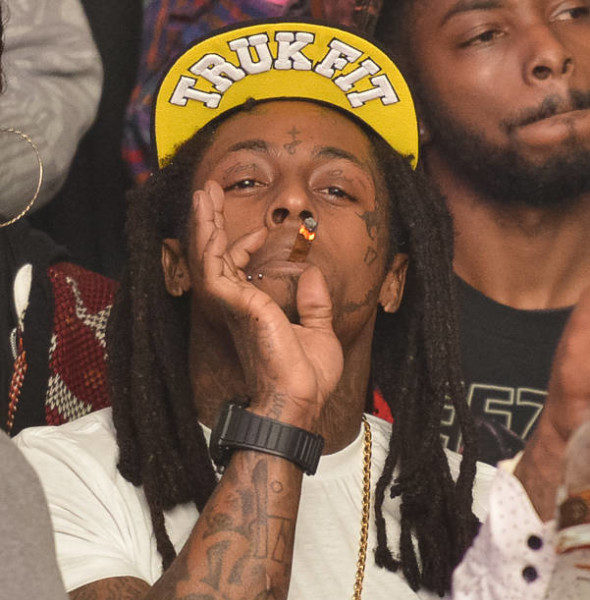 [EXCLUSIVE] Lil Wayne: Federal Government On Hunt For 12 Million Tax Debt