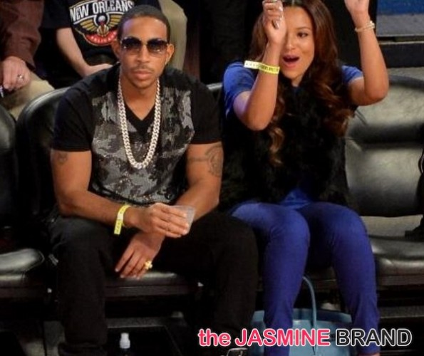 ludacris-eudoxie-celebs all star weekend 2014-the jasmine brand