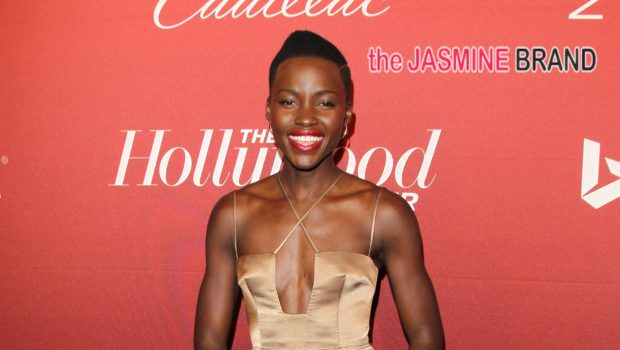 No Surprise, Here: Lupita Nyong'o Stuns At The Hollywood Reporter Nominee Party