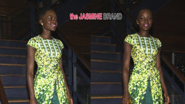 Lupita Nyong'o Attends Dujour Magazine Party