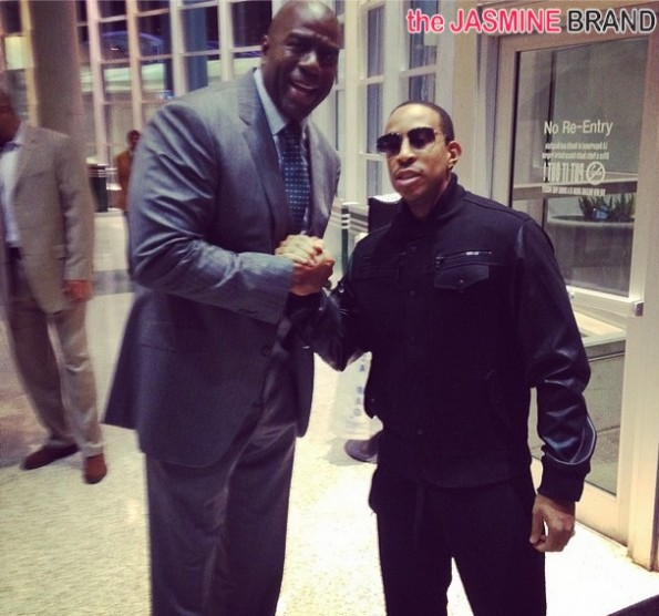 magic johnson-ludacris-celebs all star weekend 2014-the jasmine brand