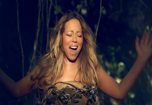 "Mariah Carey Releases New ""You're Mine (Eternal)"" Video"