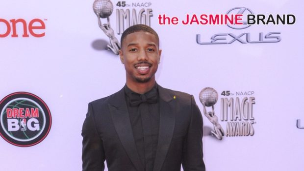 Michael B. Jordan Cast In Marvel's 'Black Panther'