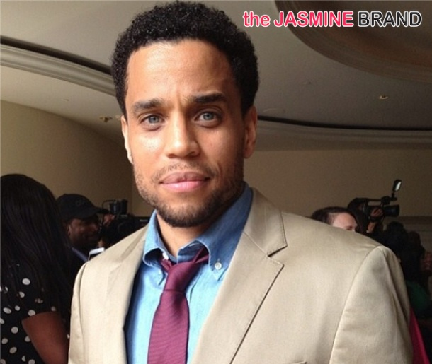 Michael Ealy Kept New Baby Secret Because He Didn't Want the Drama From the Public
