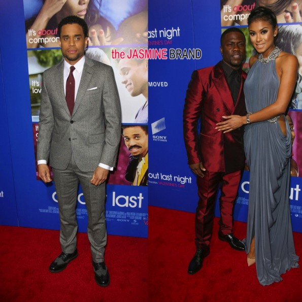 michael ealy-kevin hart-eniko parish-about last night premiere 2014-the jasmine brand