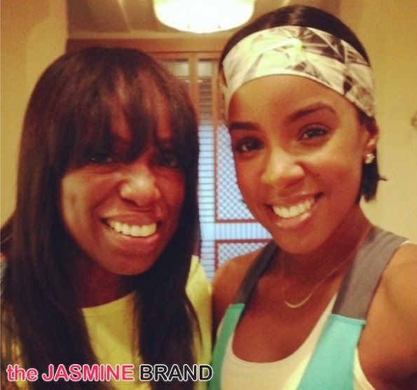 miki taylor-kelly rowland-essence red carpet-move more-world fit for kids 2014-the jasmine brand