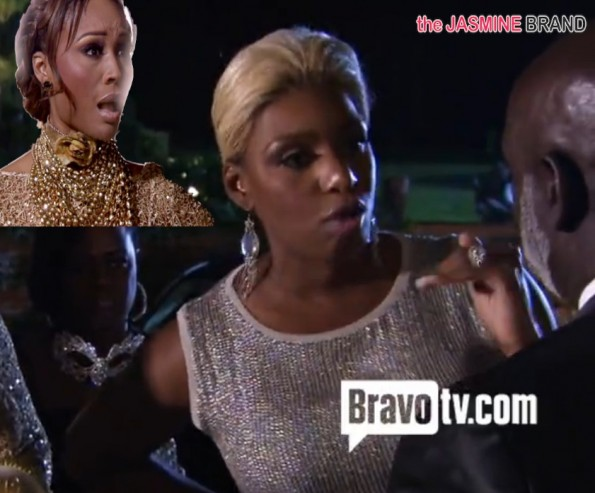 nene leakes-blasts peter thomas-cynthia bailey-bitchassness-the jasmine brand