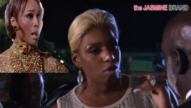[VIDEO] RHOA's Cynthia Bailey Pissed At NeNe Leakes For Calling Husband A B***h, Watch Episode 15