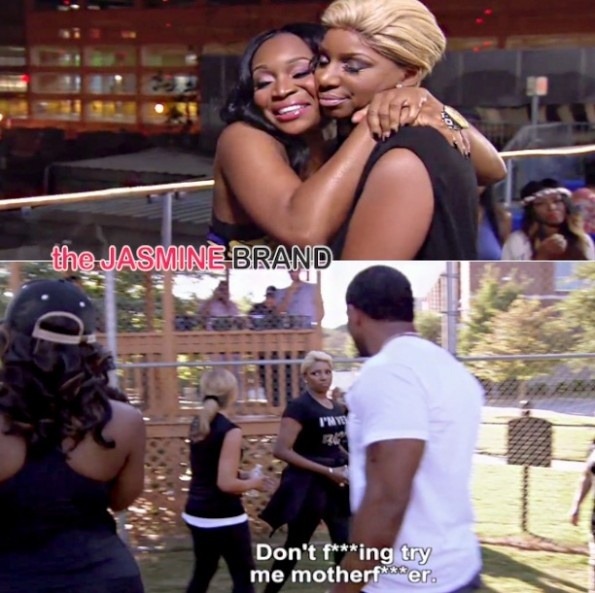 nene leakes-marlo hampton-end friendship-real housewives of atlanta-episode 16-the jasmine brand