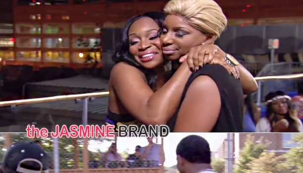 [VIDEO] NeNe Leakes Ends Marlo Hampton Friendship With A Bang, Watch RHOA Episode 16