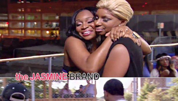 [VIDEO] NeNe Leakes Ends Marlo Hampton Friendship With A Bang, Watch RHOA Episode 16