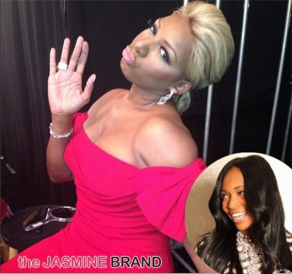 nene leakes-talks fight with marlo hampton-the jasmine brand