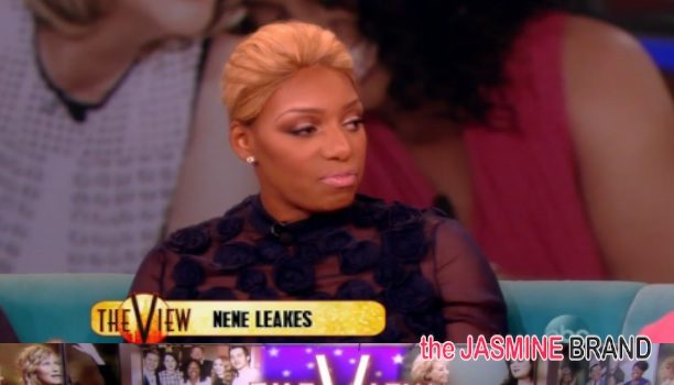[WATCH] NeNe Leakes Slams Kenya Moore On 'The View': Girl You Haven't Worked For Ten Years!
