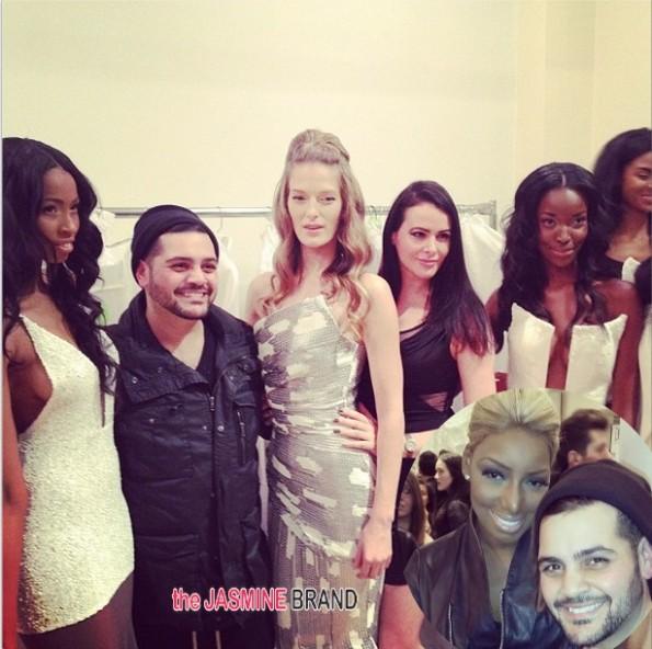 new york fashion week 2014-michael costello-the jasmine brand