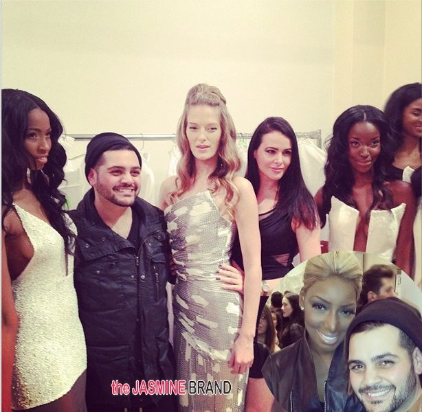 [VIDEO] Project Runway's Michael Costello Presents At New York Fashion Week: NeNe Leakes, Adrienne Bailon, Lilly Ghalichi & More Spotted