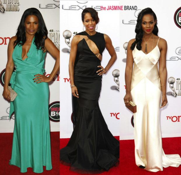 NAACP Image Awards Red Carpet: Oprah, Kerry Washington Lupita Nyong'o & More + Complete Winner List