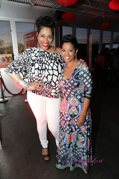 nicci gilbert-malinda williams upscale party 2014-the jasmine brand