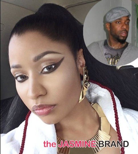 [EXCLUSIVE] Nicki Minaj Wins Legal Battle Against Ex Wig Stylist Terrence Davidson