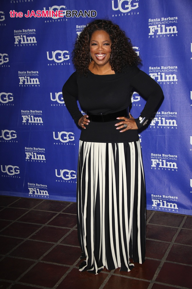 29th Annual Santa Barbara International Film Festival - Montecito Award Honoring Oprah Winfrey - Arrivals