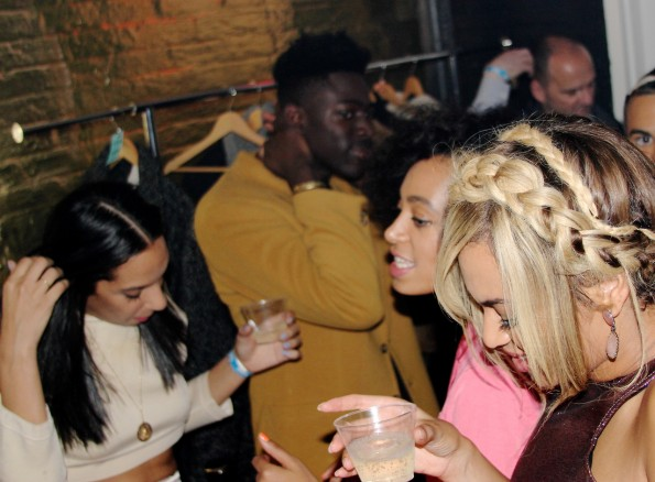 party-beyonce-attends solange knowles-saint heron nyfw event 2014-the jasmine brand