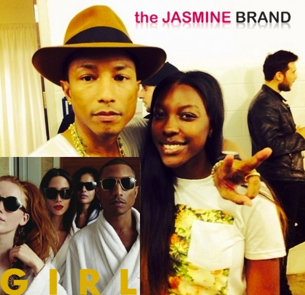 [AUDIO] Pharrell Reacts To Album Cover Being Too White: I'm MARRIED to a black woman!
