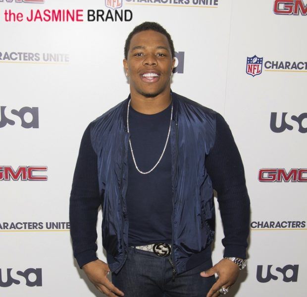 Ray Rice Promises to Donate Salary to Domestic Violence Programs If Signed