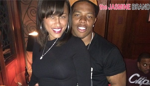 RAVENS' Ray Rice & Fiancée Involved in Alleged Domestic Violence Dispute + Witness Claims Punching, Spitting & Hospitalization