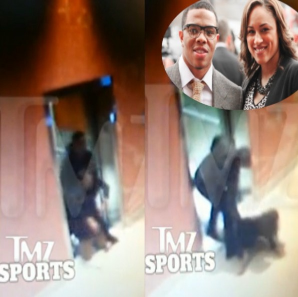 ray rice-drags fiancee-domestic abuse incident-the jasmine brand