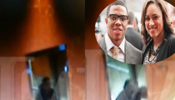 Scary Footage Released: Ray Rice Drags Unconscious Fiancee Off Elevator