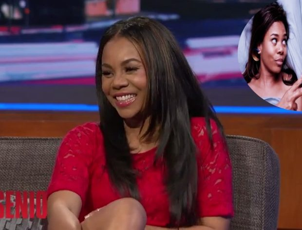 [Awkward Much] Regina Hall Recalls Sex Scenes With Kevin Hart: His Girlfriend Was There!