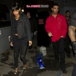 rihanna-drake-leave west hollywood night club together 2014-the jasmine brand