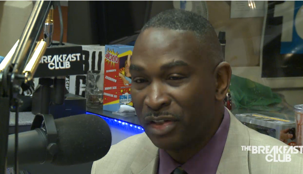 [VIDEO] Father of Slain Teen Jordan Davis, 'Visits The Breakfast Club'